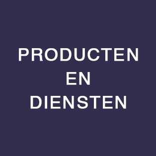 Producten en diensten